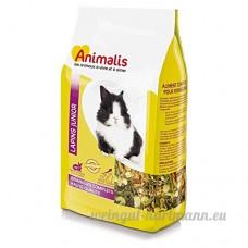 Animalis Mélange Complet pour Lapin Junior - 10Kg - B07D683PC4