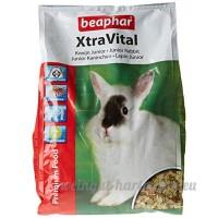 Beaphar XtraVital  alimentation premium - jeune lapin - 2 5 kg - B00355HY7E