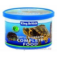 King British Tortue Et Terrapin Alimentaire 80 GR - B002UE14HW