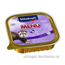 Vitakraft Delikatess Menu pour Furets 100 g - B002CX2CCW