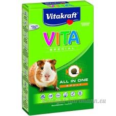 VITAKRAFT Vita Spécial Adulte (Régulière) - Cochon d'inde - 600 g - B002SFDF6Q