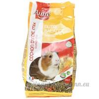 Aime Nourriture Nutri'Balance Savour Mix Cochon D'inde 900 G pour Petits Animaux - Lot de 4 - B010G03L5Y
