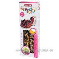 Zolux Crunchy Stick Friandise pour Cochon d'Inde Banane/Sarrasin 115 g - B014XATOJK