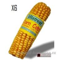 Maïs sur le COB une Délicieuse séchées Délicieuse X 6 - B006PREGJS