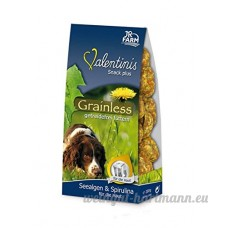 JR Farm Dog Grain Less Vale ntinis Peau  1er Pack de 200 g - B077BVDCLY