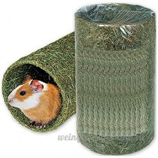 DKB foin Tunnel pour rongeurs Tunnel foin Tunnel x 250x 150mm - B0796X2TZG