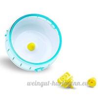 Landsell Bleu Ultra Course à Pied Silencieux jouet pour animal domestique Rat écureuil - B07BDFV8FH