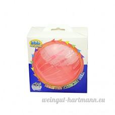 DI ZE LIN PET HOME S.L DZL® boule plastique pour hamster ejecicios boule deux tailles - B07CP5RPVC