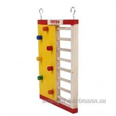 Kingstons coloré Petite pour animal domestique Hamster Échelle Pédale pour animal domestique jouet - B01M0RBT2R