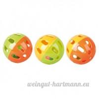 Pet Italy Karlie Bogie Wheel plastique: Ø 15cm S Transparent avec planche en bois - B00E6RN8OI