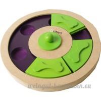 Pet Brands Iquties Treat Wheel  33cm - B006B9LKE4