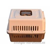 Tianlan Résine ABS Petits Animaux Boîte de transport Transport Pour Animal domestique - B071NRLJCH