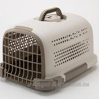 YAOBAO Cage De Voyage De Chats De Chenil D'animal Familier Approuvé Par Ligne Aérienne De Chenil En Plastique D'animal Familier - B07DGN7RJ2