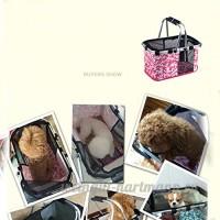 YAOBAO Panier Portatif D'animal Familier Soft Sided Pet Outdoor Carrier - B07D8WRG4Q