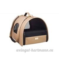 Boîte de transport 'Venus' pour chien ou chat - Niche de transport - sac de transport pour chien ou chat - chien de voyage Box - B0798WKWVZ