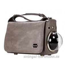 Cloverpet Produit neuf de luxe Sac à dos de transport pour animaux - B078JN2KN4