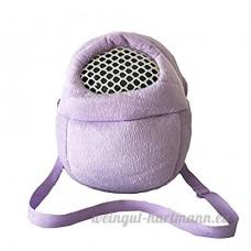 Wear-beauty Sac de transport pour animaux Portable respirant Sortantes/sac de voyage Sac à main pour petits animaux comme Hérisson et écureuil - B074SGBPLP