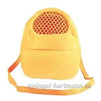 Wear-beauty Sac de transport pour animaux Portable respirant Sortantes/sac de voyage Sac à main pour petits animaux comme Hérisson et écureuil - B074SFW49S