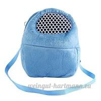 Wear-beauty Sac de transport pour animaux Portable respirant Sortantes/sac de voyage Sac à main pour petits animaux comme Hérisson et écureuil - B074SFKV3J