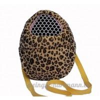 Wear-beauty Sac de transport pour animaux Portable respirant Sortantes/sac de voyage Sac à main pour petits animaux comme Hérisson et écureuil - B074SDT5P2